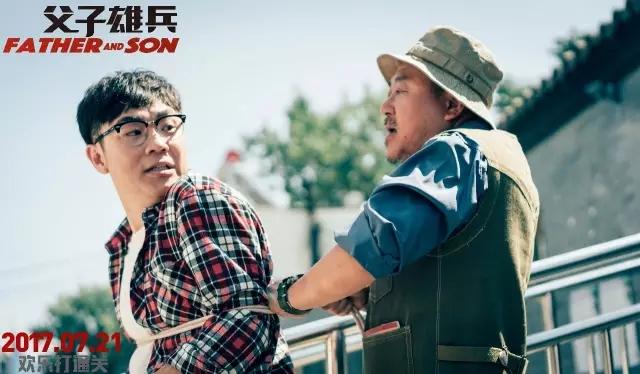 而 许诚毅导演则像是一个可爱小孩子,简单有趣童真,他才是真正的胡巴.